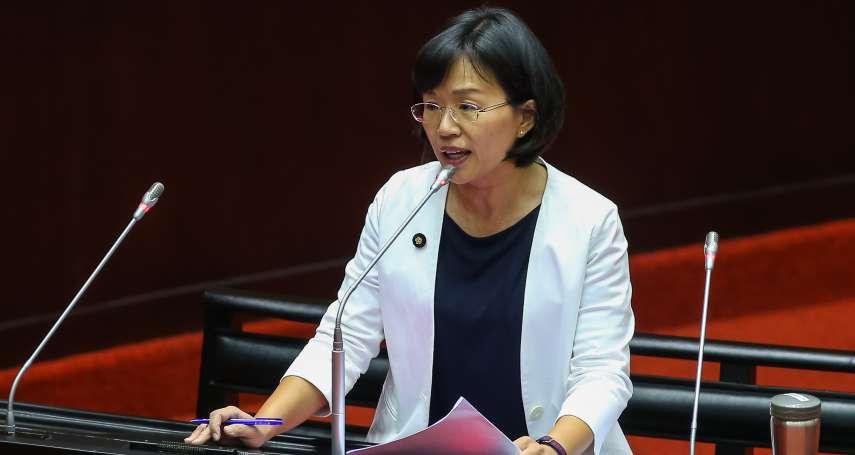 民進黨黨職改選》力保蘇系香火 傳蘇巧慧備戰7月中常委選舉
