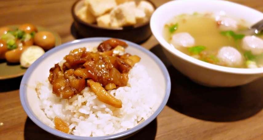 滷肉飯一碗30被嫌太貴!萬華30年老店談小吃秘辛:台灣人追求便宜好吃,卻忘了一件重要的事