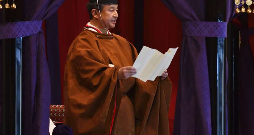 謝長廷循蔣孝武先例出席天皇即位禮 《產經新聞》:台日無邦交、考量中國感受而未「正式邀請」