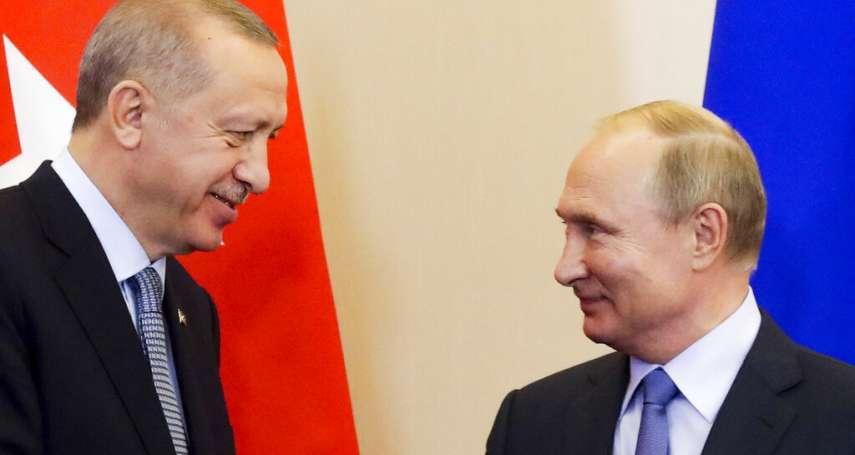土俄達成協議》犧牲庫德族,兩國共享敘利亞控制權!土耳其在敘北設安全區,俄羅斯填補中東權力真空