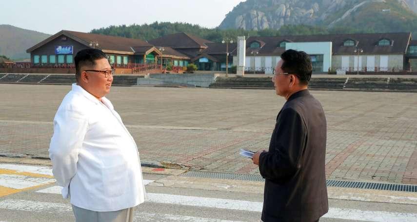 狠批南韓蓋的建築物「太破爛」、「不符北韓美學」... 金正恩下令摧毀金剛山旅館及觀光設施!