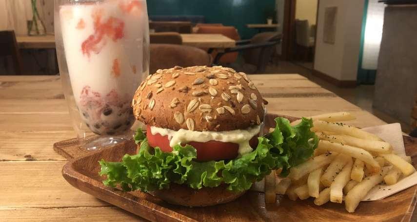 日本素食餐廳太少了,只好自己開一家!台日混血家庭東京開素食咖啡廳,背後故事有洋蔥