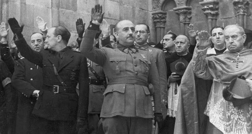 西班牙轉型正義》最後一尊雕像移除 全國不再有佛朗哥雕像