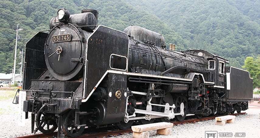 各地政府爭取到後就放任不管、任其生鏽老化…日本「靜態保存」蒸氣機關車為我們上了一課