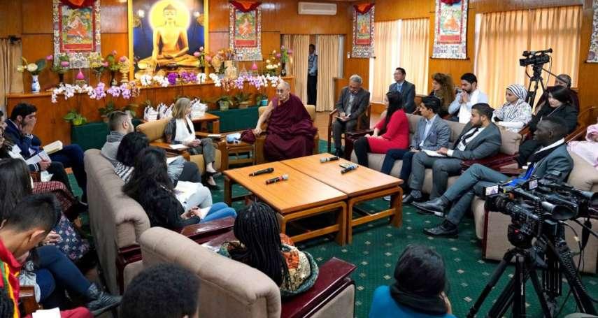 達賴喇嘛重申「西藏不尋求獨立」,呼籲中國政府保護藏區文化