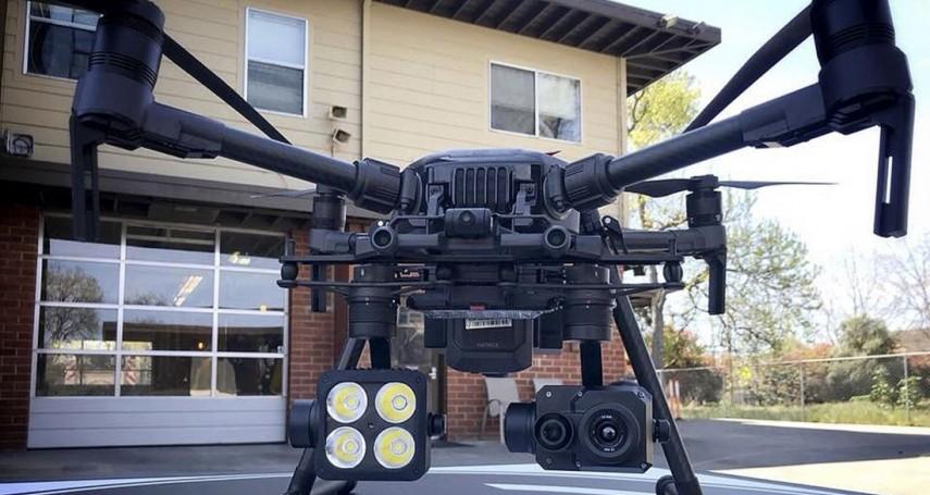 五角大廈採購中國製無人機,不怕資料被駭嗎?美國國防部發言人:我們只是用來當靶機
