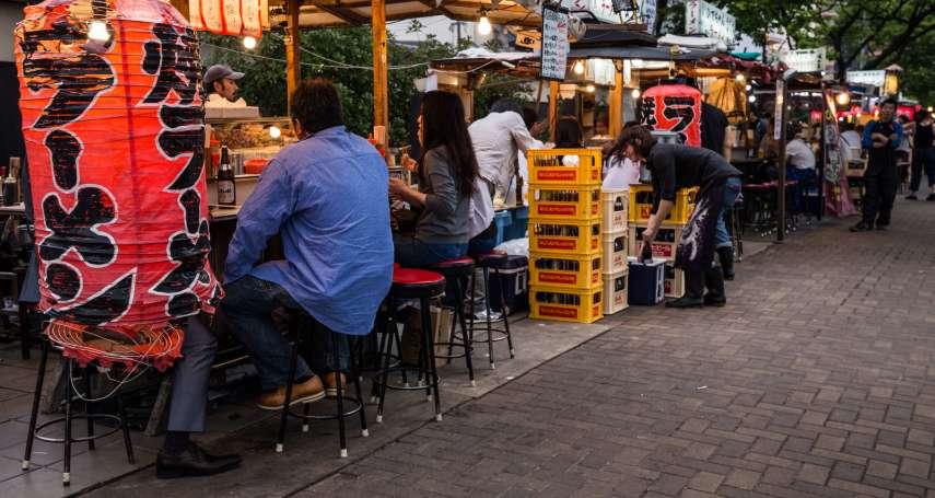 在日本想吃路邊攤只在這裡!觀光客朝聖福岡「屋台」一條街