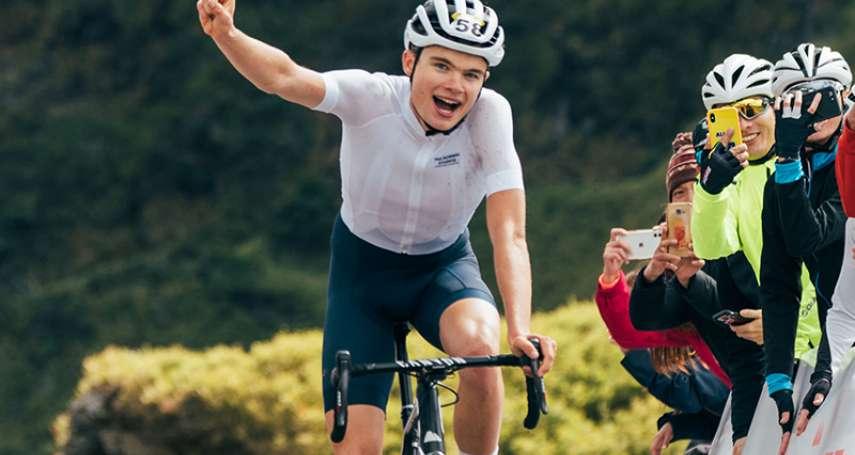 自行車》超級黑馬卓明格竄出奪登山王冠 南非國家冠軍艾許蕾踢館成功封后