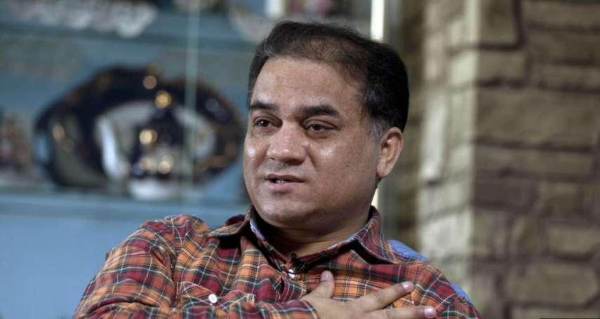 沙卡洛夫人權獎得主被關在牢裡!歐洲議會宣布維族學者伊力哈木獲獎,呼籲中國政府趕快放人