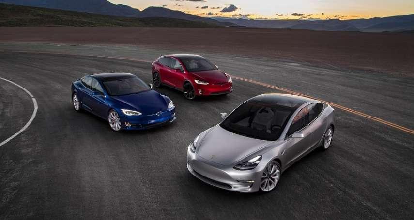 9月份車市分析:Tesla掛牌新車比8月份成長733%!已成第五大高級品牌