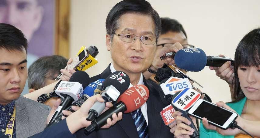 新加坡與中國將簽交流合作協定,「星光計畫」恐中斷?嚴德發:一切正常、都在進行!