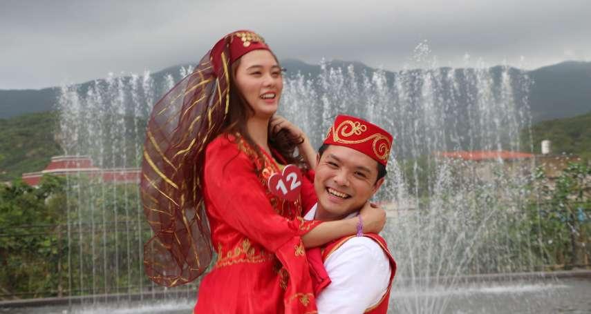 新北聯合婚禮百對新人齊飆異國舞 抽土耳其蜜月、郵輪之旅、美鑽好禮