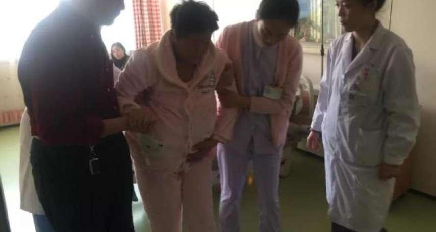 67歲的中國最高齡產婦!山東老夫妻「自然懷孕」,68歲爸爸給女嬰取名「天賜」