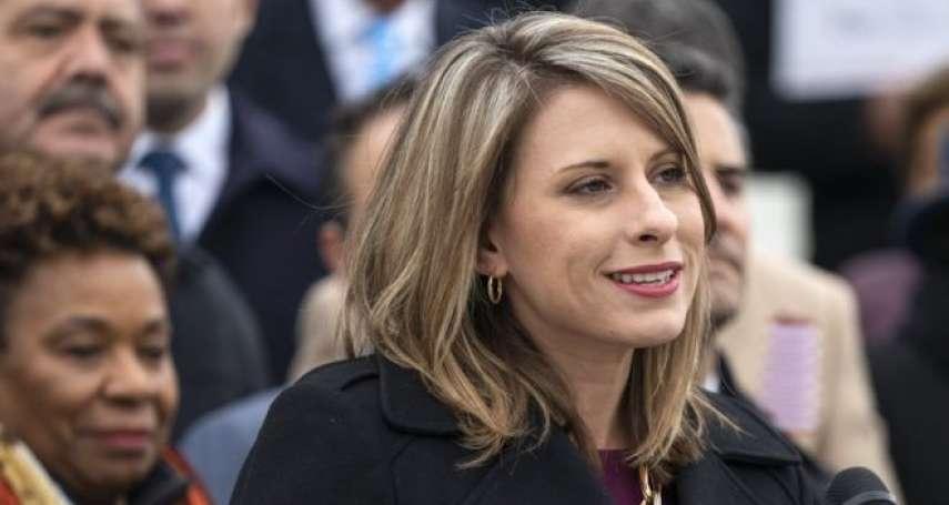 美國雙性戀女議員身陷性醜聞,決定辭職但堅決否認出軌