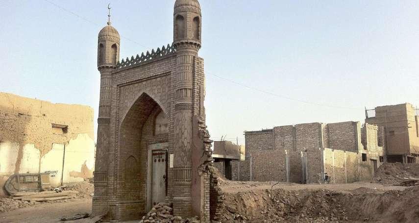 「八成的清真寺都被破壞,我們維吾爾人失去了祈禱的地方」新疆宗教場所遭大規模拆除,人權組織指控「這是文化滅絕」!