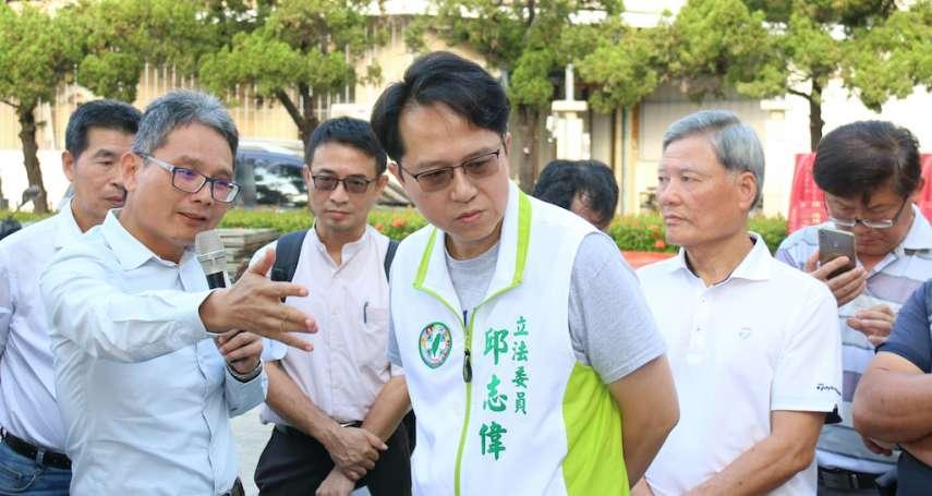 邱志偉成功爭取2.5億元 石螺潭台19甲線「路、水兼治」