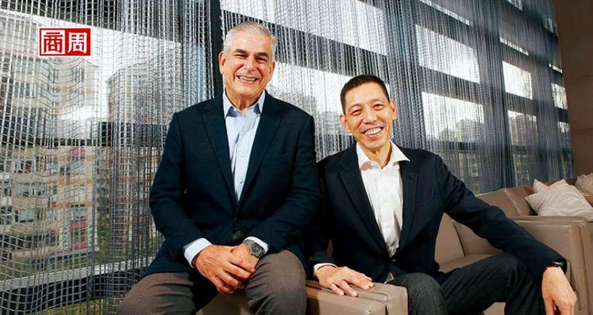 「經濟晴雨表」菲商,遇上貿易戰跑最快台商,菲國第四大集團、中磊舵手對談:如果中國極度自給自足……