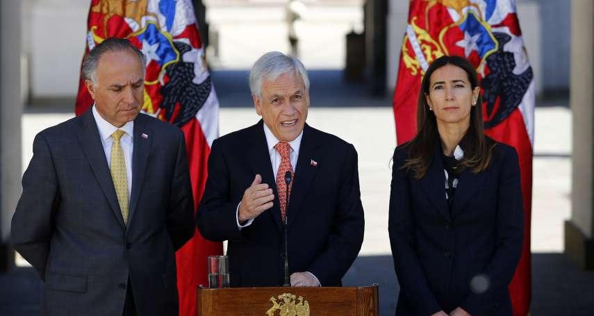 智利取消主辦APEC》經濟領袖會議換哪舉行?外交部:會員間未有共識,易地舉行可能性不高