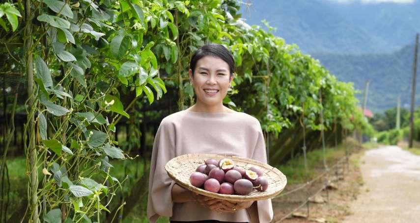 農產品轉化文創品牌!摘星青年讓茶葉、百香果進駐文創通路