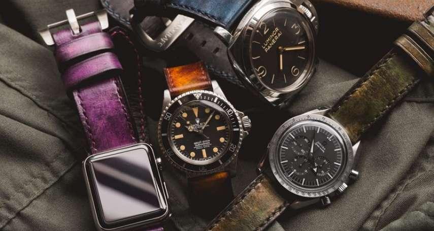 每換一次錶帶,就像換一種心情...不可不知的錶帶三大類別,與錶帶保養的9個注意事項!
