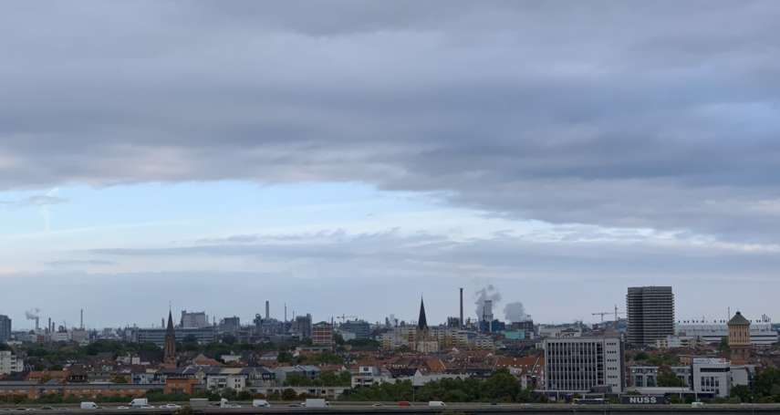 德國現場》年營收600億歐元的化工集團 、生產重鎮,9成「廢棄物」竟都可再利用!