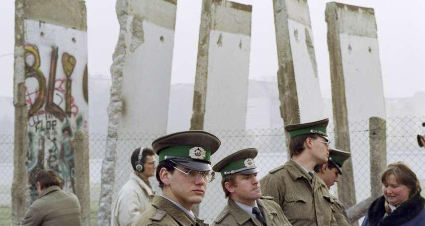 柏林圍牆倒塌30年》「冷戰終結者」戈巴契夫的深沉呼籲:世界曾選擇用和平取代圍牆,別在俄羅斯與西方之間重新築起藩籬