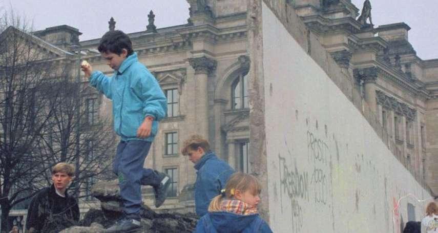 統一30周年》德國年度報告:共產專制傷害、社會經濟巨變讓東德人感到不安