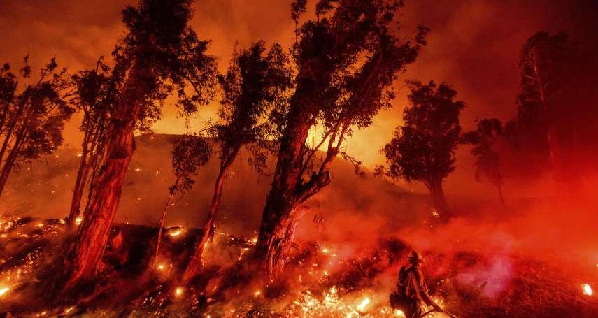 美國野火肆虐》川普嗆加州州長當初不把森林「清光」 揚言中斷聯邦滅火援助經費