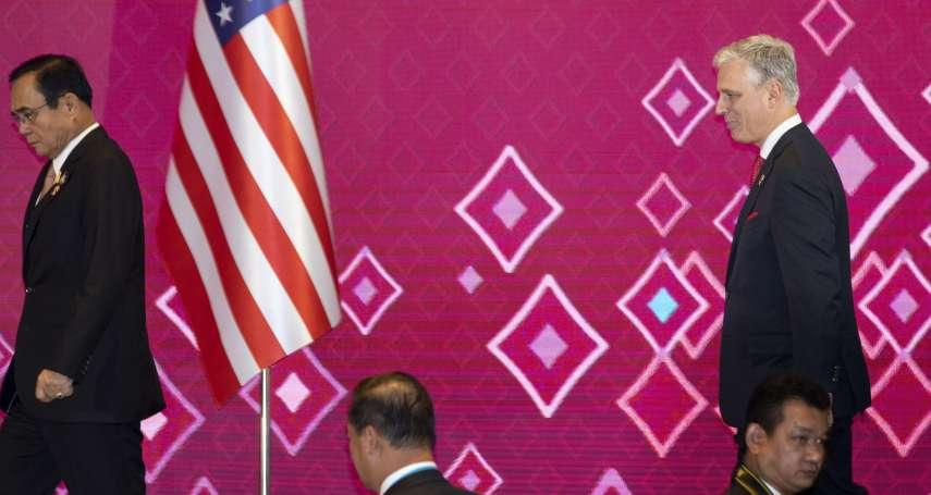 美國《印太透明倡議》明列與台灣合作項目 外交部:落實印太區域共享願景