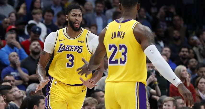 NBA》明年夏天將投奔家鄉公牛 湖人戴維斯:一切都有可能的