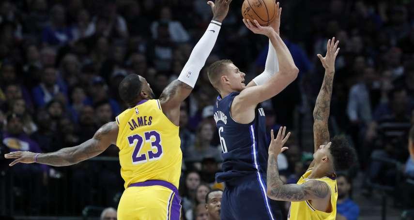 NBA》詹姆斯新球季攻守具佳 透露35歲防守端進步關鍵