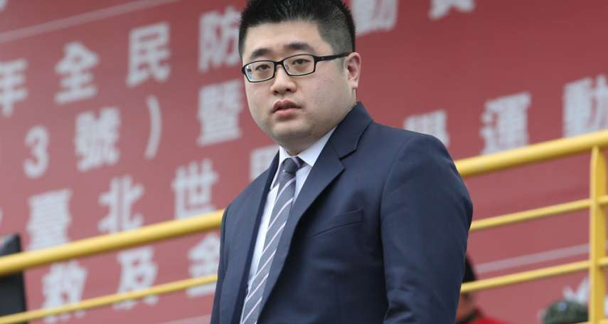 為蔡英文回任黨主席暖身 林鶴明下月轉任民進黨副秘書長