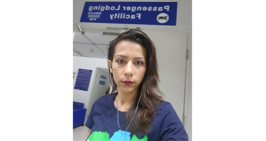 曾是代表國家的選美皇后,如今卻遭發布全球「紅色通緝令」!憂回國就被處決 伊朗女子滯留馬尼拉機場20天