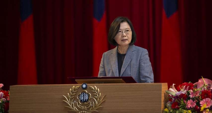 司馬亮觀點:民進黨保衛台灣的鬼話
