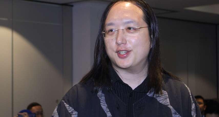 台灣是中國「分離的領土」?唐鳳受訪霸氣回應:在新石器時代就分離了