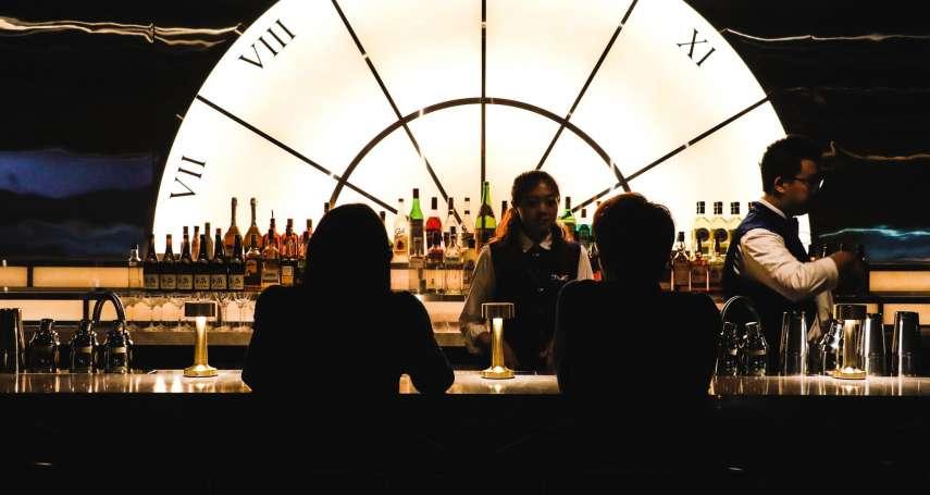 悦亨樓樹立餐酒館新標竿 在桃園喝到世界級調酒