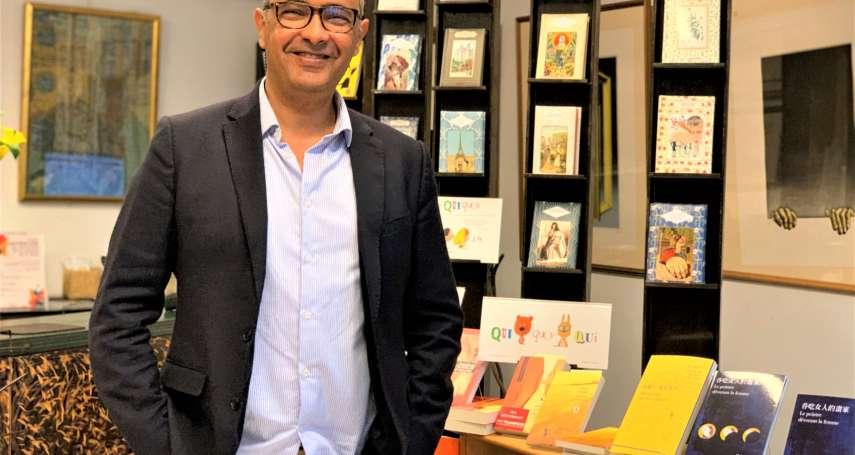 專訪阿爾及利亞作家答悟得》戴面紗不是自由表現 不流血的「微笑革命」僅成功一半