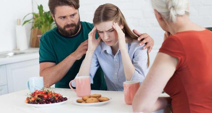 婆婆偏激、沒禮貌又態度差,老公又像木頭該怎麼辦?呂秋遠:問題從來都不是他媽,而是媽寶