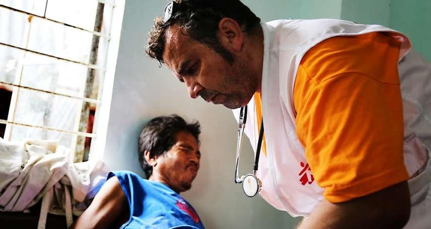 被忽略的人道危機現場,醫護人員是怎麼工作的?無國界醫生展出第一手「救援視角」