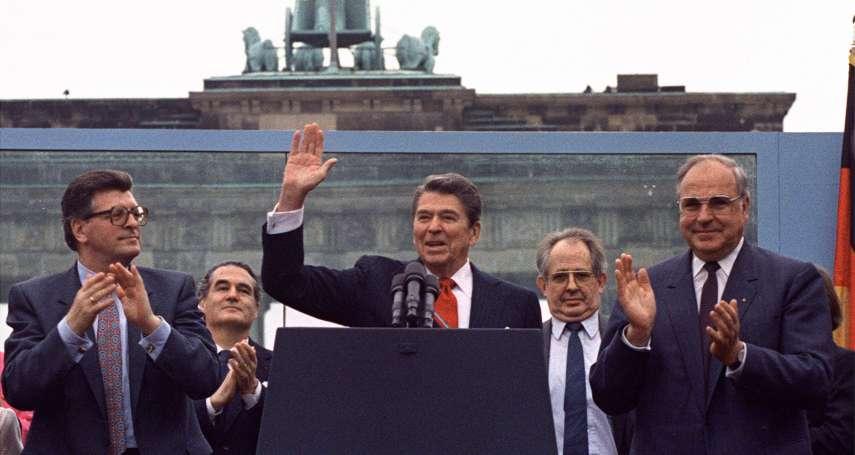 閻紀宇專欄:從「我是一個柏林人」到「戈巴契夫先生,請你拆毀這道牆!」