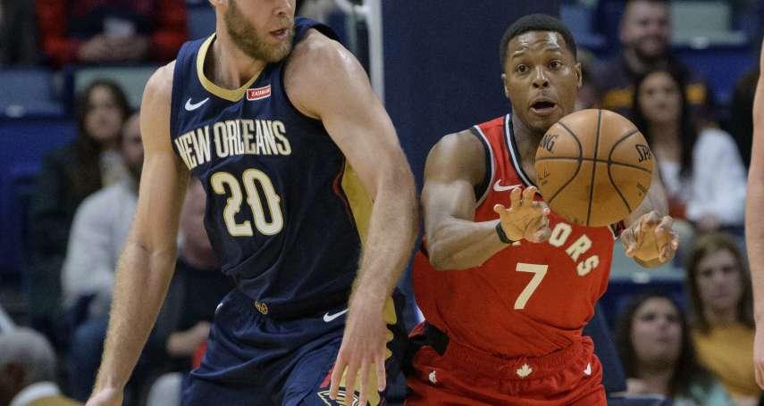 NBA》衛冕軍暴龍傷兵頻傳 洛瑞錯失對決雷納德機會