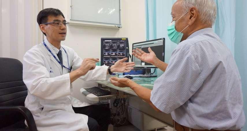 急性腦中風「臨微不亂」 四步驟爭取黃金治療時間