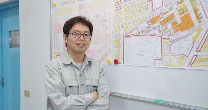 專訪》「國家鐵道博物館」籌備團隊向前衝!洪致文要為台灣打造一座「活的鐵道博物館」