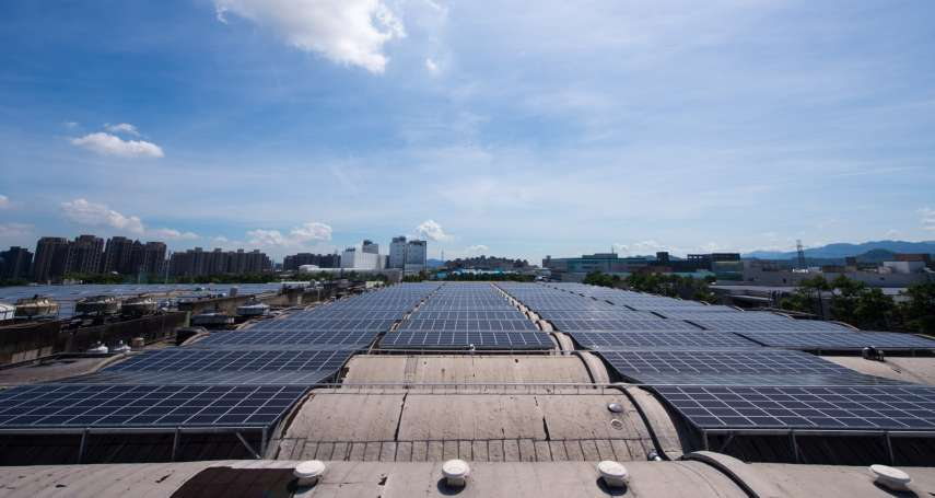 綠電商機大!台電子公司台汽電也要賣綠電,成全台首間同時「發電又售電」集團