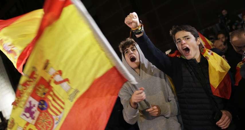 西班牙4年辦了4次大選!極右派政黨席次半年翻兩倍,政壇僵局依然難解