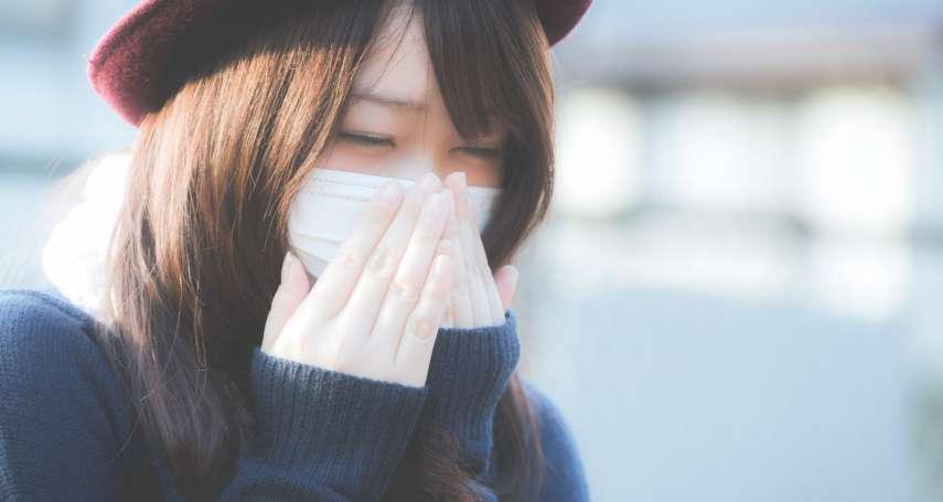 空氣太髒了!沖洗鼻腔能緩解鼻過敏嗎?醫生解答「洗鼻子」5大迷思