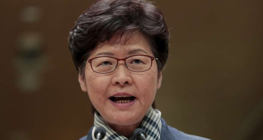 英國劍橋大學關切香港局勢 林鄭月娥主動退回名譽院士身分