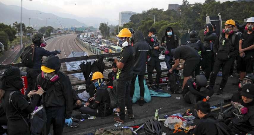 白色恐怖受難者之女談香港 魏筠:我們不是訴求芒果乾,而是追求安全感