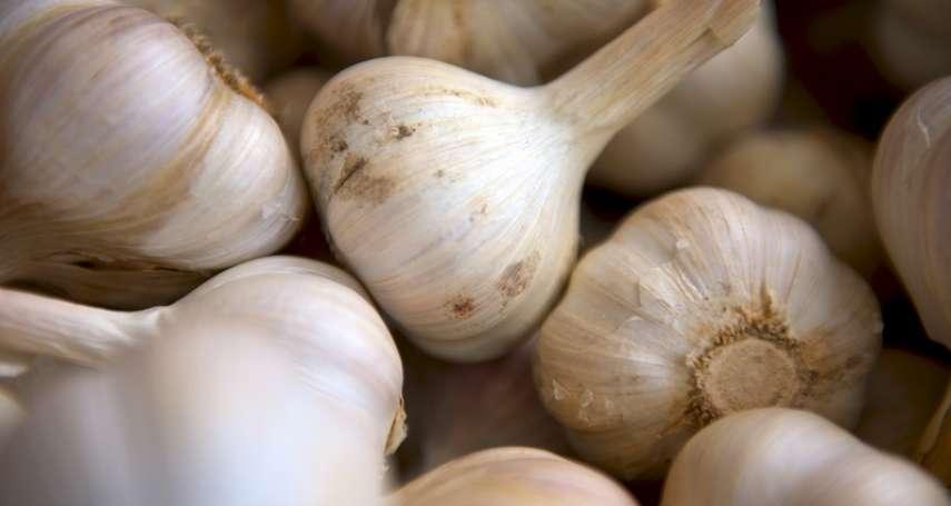吃完大蒜或洋蔥,口中氣味久久不散怎麼辦?醫師傳授消除食物異味的10個妙招,約會見客戶免煩惱!