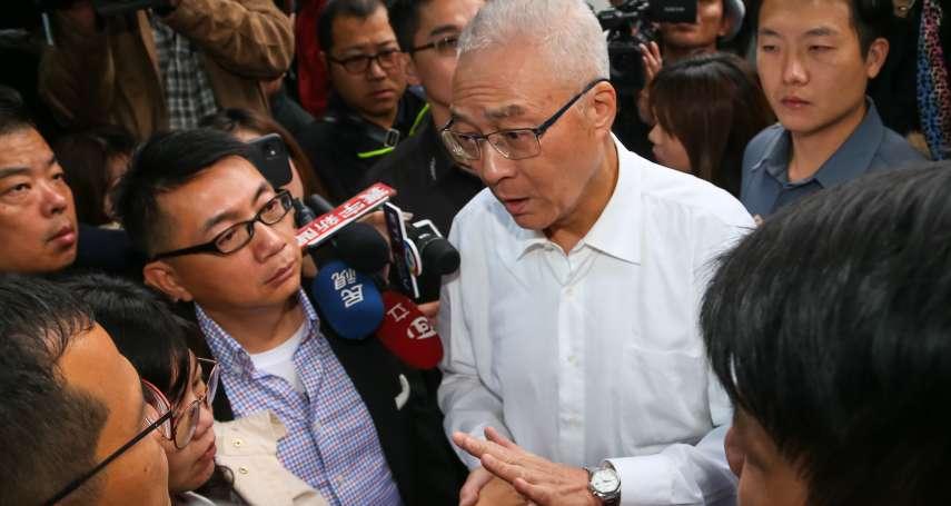 「吳敦義不要自找罪受」 胡幼偉:等老韓當總統,做個海基會董事長多好!